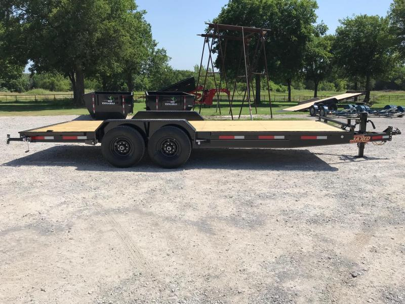 2019 MAXXD 20ft x 83in Straight Deck Equipment Hauler 14K