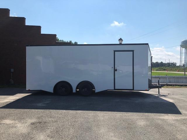 2019 Spartan 8.5x20 TA Car / Racing Trailer