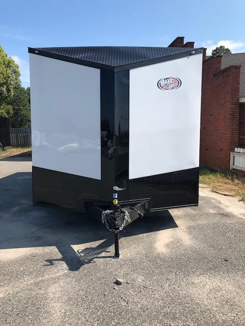 2019 Spartan 8.5x20 TA Car / Racing Trailer in Norway, SC