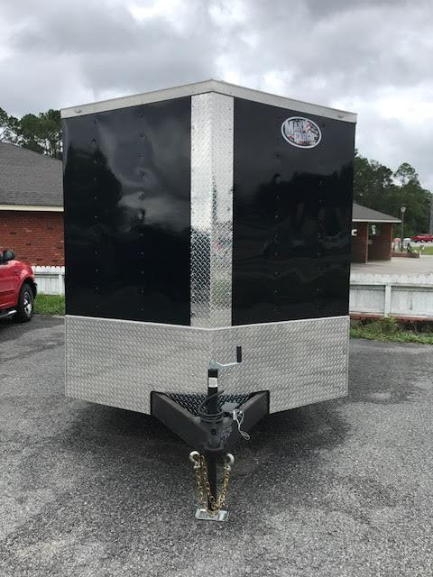 2018 Diamond Cargo 7x14 TA Enclosed Cargo Trailer