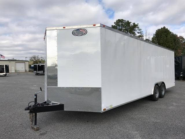 2018 Diamond Cargo 8.5x20 TA2 Enclosed Cargo Trailer