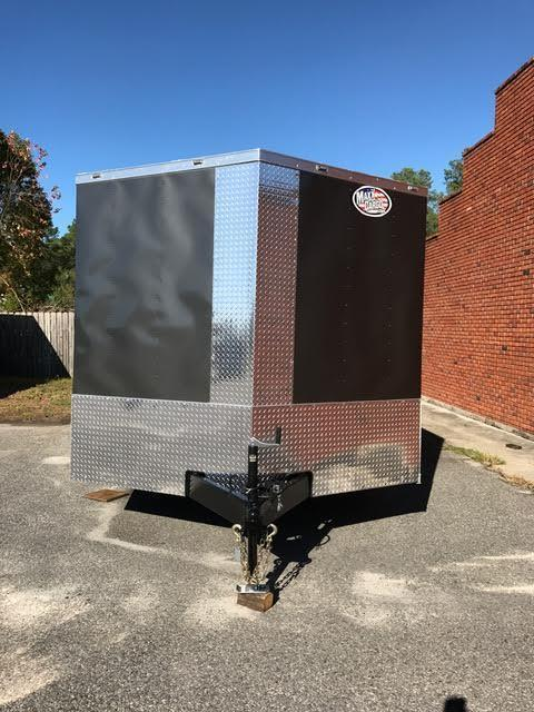 2019 Diamond Cargo 8.5x20 TA2 Enclosed Cargo Trailer