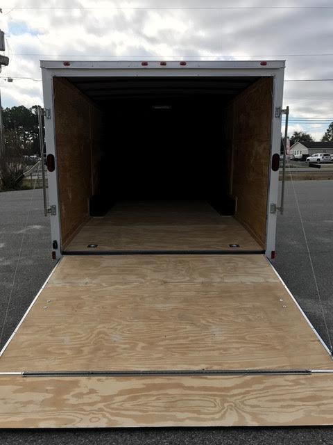 2018 Diamond Cargo 8.5x24TA3 Car