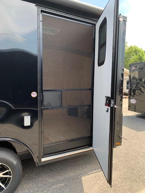 2019 Spartan 8.5x14 Enclosed Cargo Trailer