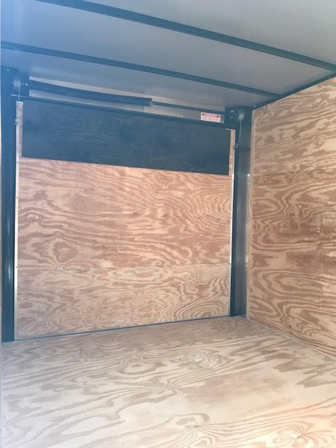 2018 Diamond Cargo 6x12 SA Enclosed Cargo Trailer