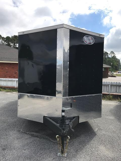 2019 Diamond Cargo 7x16 TA Motorcycle Trailer in Ashburn, VA