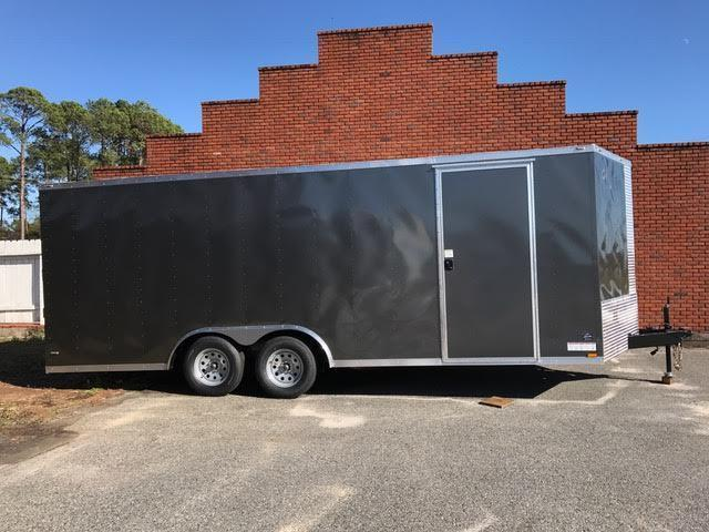 2019 Diamond Cargo 8.5x20 TA2 Enclosed Cargo Trailer