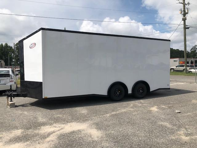 2018 Anvil 8.5x20 Ft Car / Racing Trailer in Saint George, SC