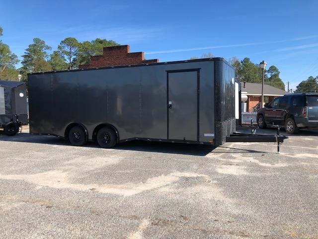2019 Anvil 8.5X24 TA Car / Racing Trailer in Ehrhardt, SC