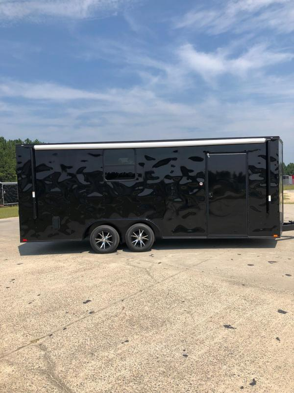 2018 Spartan 8.5x20TA2 Car / Racing Trailer