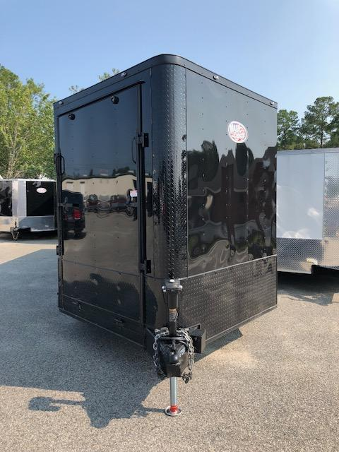 2019 Diamond Cargo 8.5x26 Snowmobile Trailer