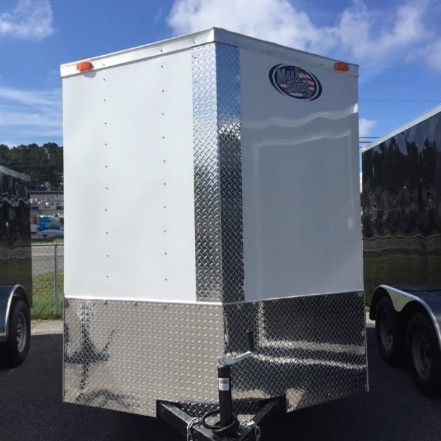 2018 Diamond Cargo 6x12 SA Enclosed Cargo Trailer