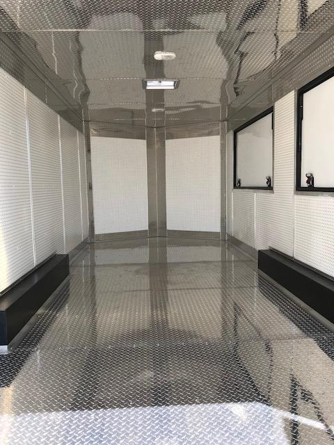 2018 Diamond Cargo 8.5x18 Ft Vending / Concession Trailer
