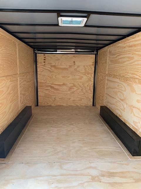 2020 Spartan 8.5x20 Enclosed Cargo Trailer