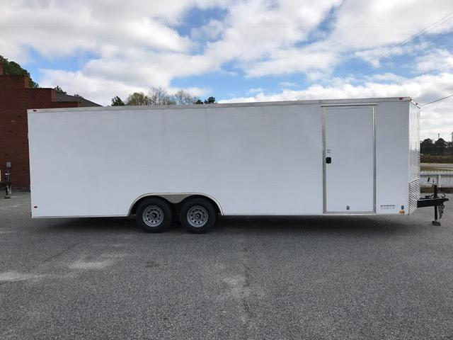 2018 Diamond Cargo 8.5x24TA3 Car