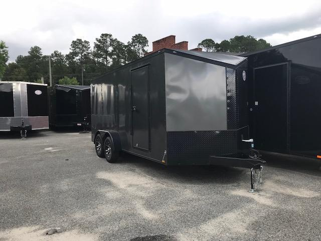 2018 Anvil 7x16TA Enclosed Cargo Trailer