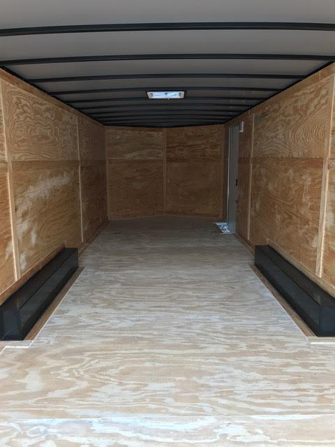 2018 Diamond Cargo 8.5x20 TA2 Enclosed Cargo Trailer