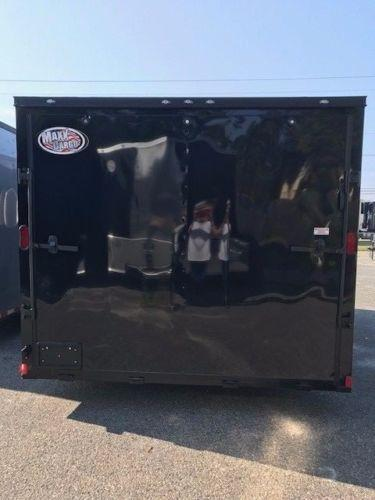 2018 Diamond Cargo 8.5x16 Enclosed Cargo Trailer