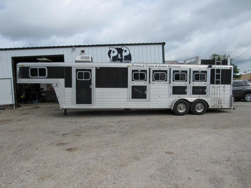 1999 Elite Trailers Horse 4 Horse Trailer 10 LQ Slant in Ashburn, VA