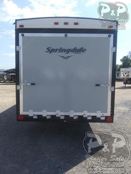 2020 Keystone Springdale 27TH 28.10 ft Toy Hauler RV