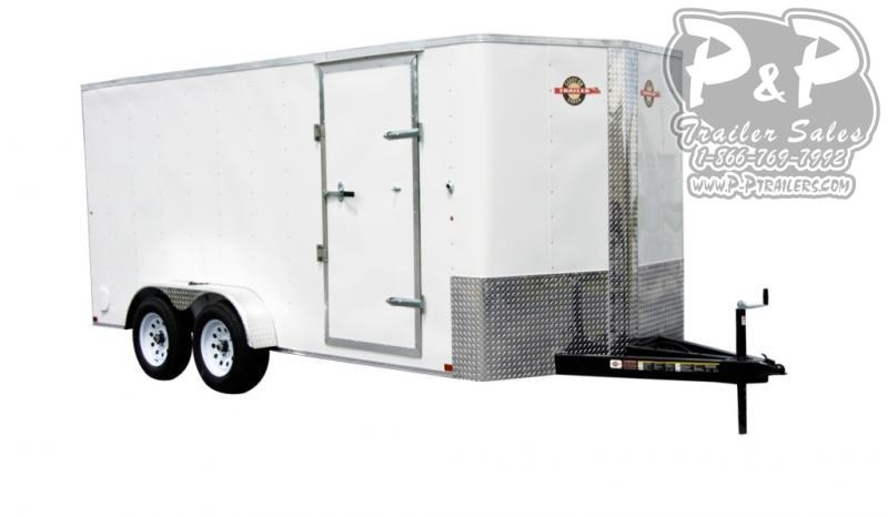 2019 Carry-On 6X14CGBN7K Enclosed Cargo Trailer