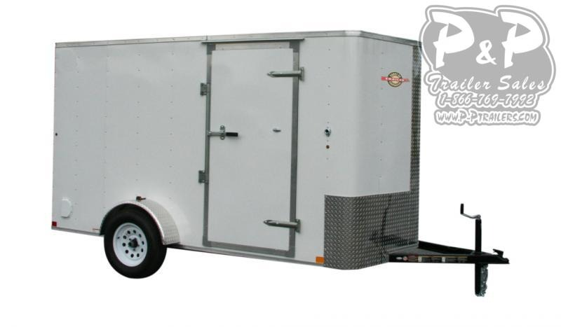 2019 Carry-On 6X12CGBN Enclosed Cargo Trailer