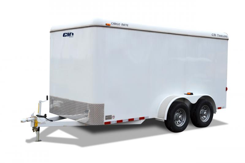 2019 CM Cargo Mate Enclosed Cargo Trailer