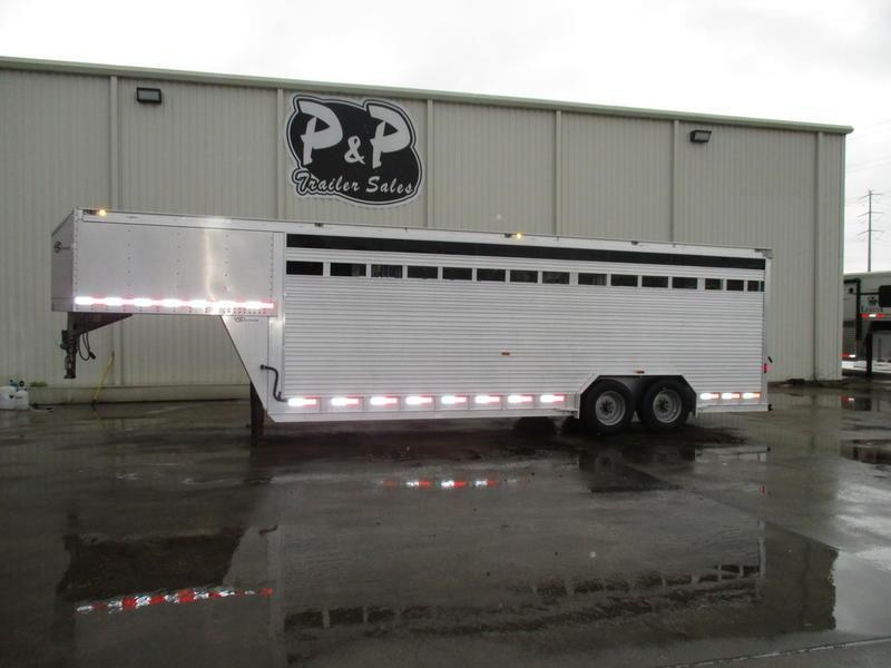 2016 Barrett Trailers Stock Trailer in Ashburn, VA