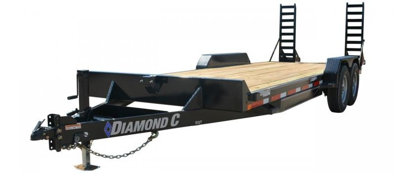 2019 Diamond C Trailers EQT Equipment Trailer