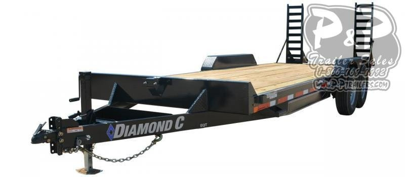 2019 Diamond C Trailers EQT Equipment Trailer