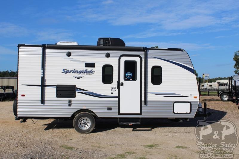 2019 Keystone Springdale Mini 1790FQ 21.42' Travel Trailer LQ