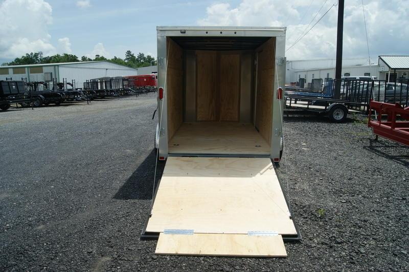 2019 Carry-On Trailer 6X12 CGRBN