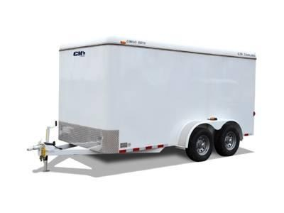 "2019 CM Trailers Cargo Mate 16 ft. 6' 8"" W x 6' 6"" T"