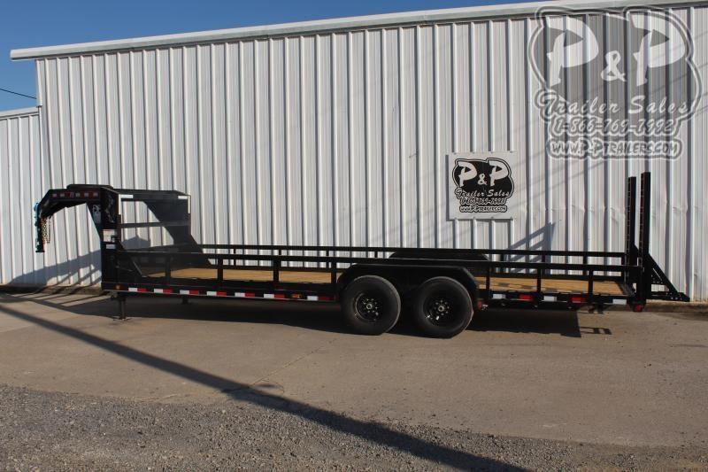 2020 PJ Trailers PJTA20x83GNHDFUR 20 ft Utility Trailer