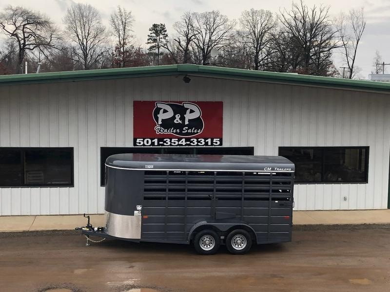 2019 CM Trailers CMS6630-16002