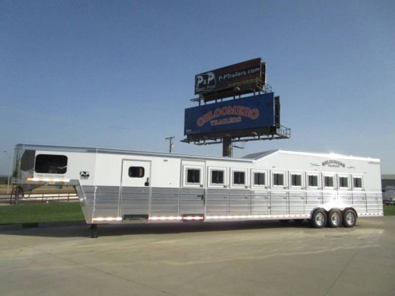 2019 Bloomer Trailers 10 Horse Trainer in Ashburn, VA