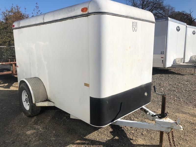2001 W-W Trailers 5X10 CARGO in Ashburn, VA