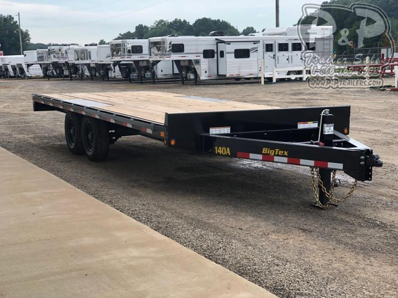 2020 Big Tex Trailers 14OA-20BK-8SIR