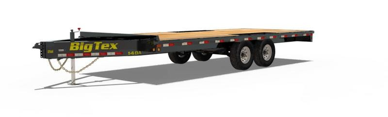 2020 Big Tex Trailers 14OA-20BK-8SIR in Prattsville, AR