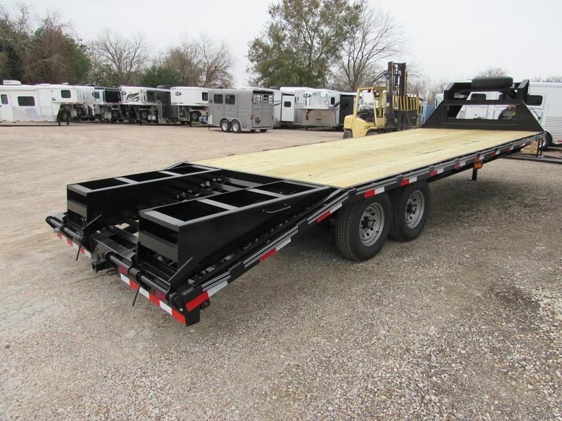 2018 Stagecoach 20'+5' Dovetail GN
