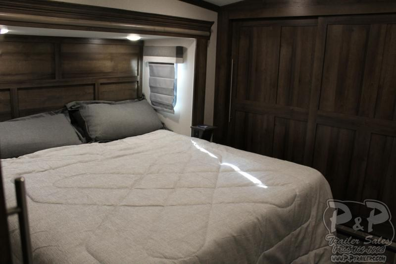 2020 Forest River Cardinal Limited 3600DVLE 40.02' Fifth Wheel Campers