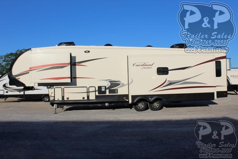 2020 Forest River Cardinal Limited 3600DVLE 40.02' Fifth Wheel Campers RV