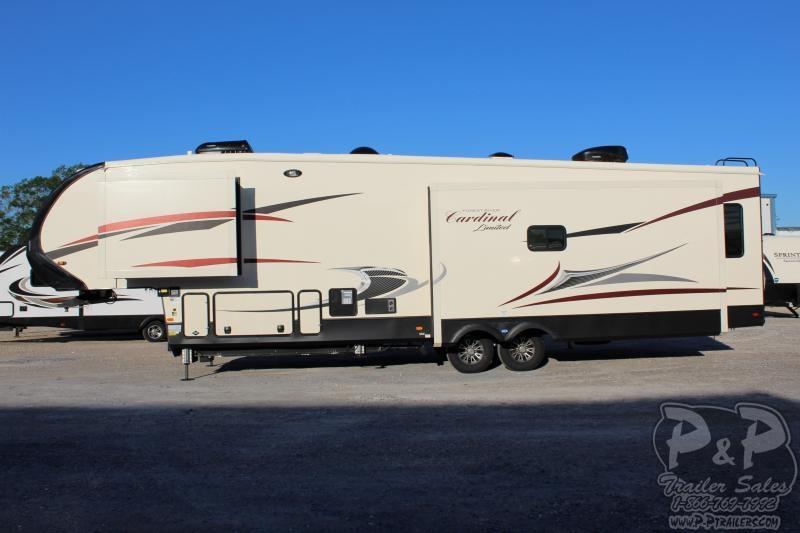 2020 Forest River Cardinal Limited 3600DVLE 40.02' Fifth Wheel Campers in Ashburn, VA