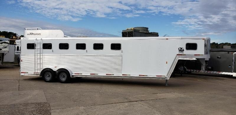 2002 Exiss Trailers 6 Horse Horse Trailer