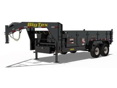 2019 Big Tex Trailers 14GX 14