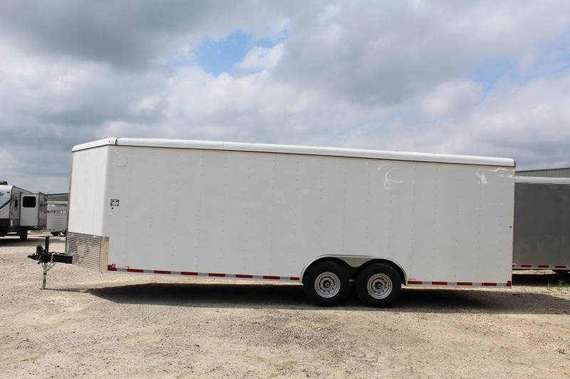 2019 Carry-On 8.5X24CGR 24' Enclosed Cargo Trailer