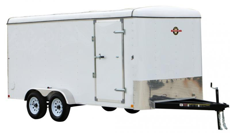 2019 Carry-On 7X12CG Enclosed Cargo Trailer