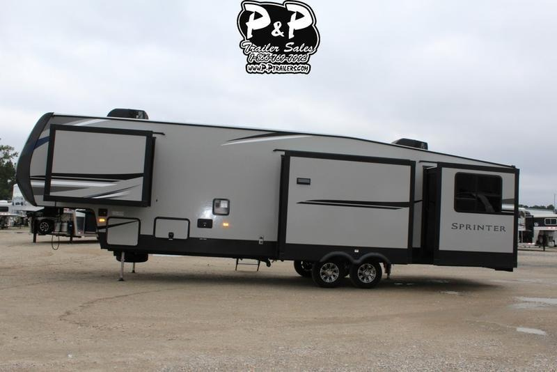 2019 Keystone RV Sprinter Limited 3531FWDEN