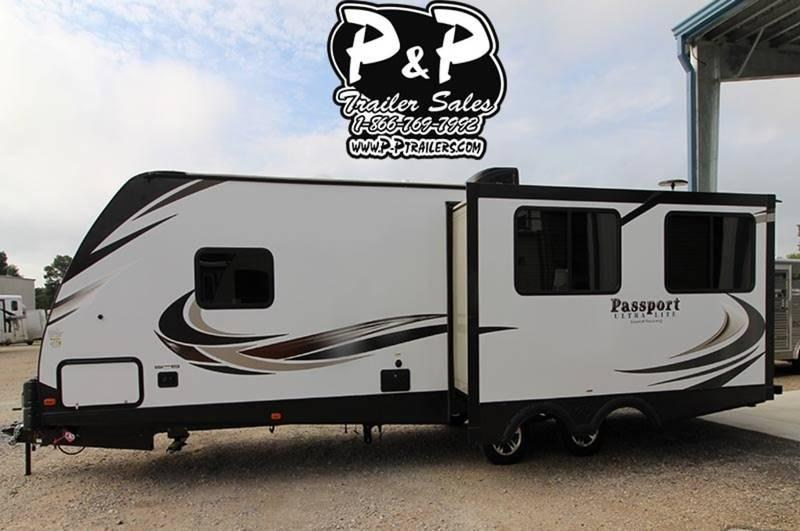 2018 Keystone RV Passport Grand Touring 2890RL