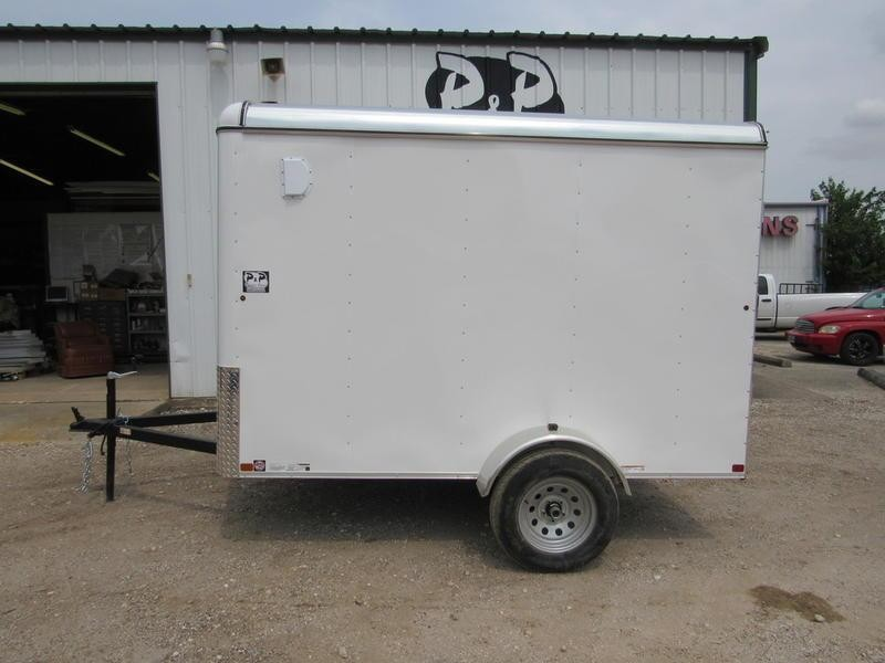 2019 Carry-On Trailer Cargo Trailers 6' x 10' CGR in Ashburn, VA